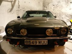 Tells guest their mission Bond Cars, Modern Gentleman, Sean Connery, James Bond, Aston Martin, Exotic Cars, Classic Cars, Museum, Photo And Video