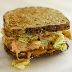 BBQ Chicken Sandwich | Our Lady of Second Helpings