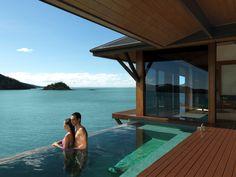 "Qualia - The Hamilton Island resort ""best hotels"" list"