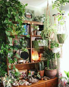 More plants please. Boho home decor.