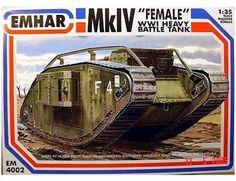 Emhar, British Mark IV female