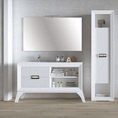 Mueble de baño L-Gant.