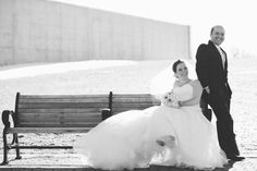 Bride and groom portraits at the Liberty House in NJ, captured by NJ wedding photographer Ben Lau.