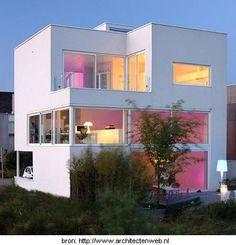 witte+huis. ijburg