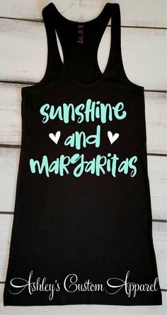 Summer Vacation Shirt Cruise Shirt Beach Trip Shirt Sunshine and Margaritas Swimsuit Cover Up Margarita Shirt Day Drinking Shirts - Life Shirts - Ideas of Life Shirts - Boat Shirts, Travel Shirts, Vacation Shirts, Family Cruise Shirts, Tee Shirts, Cruise Outfits, Vacation Outfits, Vacation Ideas, Cruise Vacation