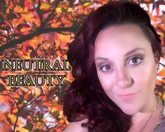 Neutral Beauty | makeup toni neutri | highlight & contour palette NYX