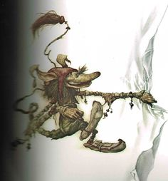 Brian Froud tattoo idea