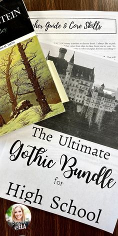This high-interest bundle contains 50+ items for teaching Gothic literature to high school students. It includes close readings of novel passages, short stories, and poetry along with creative writing assignments, assessments, and fun stuff! Students LOVE Gothic literature, and these readings + activities are a sure way to motivate students to read, write, speak, and listen. #gothic #readingworkshop #frankenstein #dracula #poe Close Reading Lessons, Reading Process, Reading Assessment, Writing Assignments, English Classroom, Fiction And Nonfiction, Student Motivation, Reading Workshop, Workshop Ideas