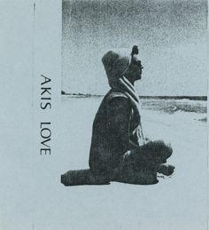 Akis - Space, Time & Beyond (Into The Light, og cassette art)