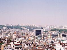 seoul city #film #35mm #nikon #seoul