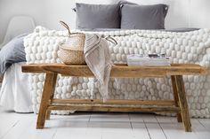 Excellent bedroom bench ikea tips for 2019 Interior, Home, Bedroom Bench, Home Bedroom, Home Furniture, Wooden Bedroom, Bedroom Inspirations, Apartment Decor, Interior Design