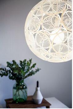 Mooi met Hue - Ring hanglamp