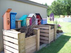 composting in style!