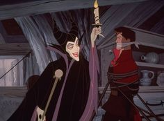 Maleficent and Prince Phillip / Eleanor Audley and Bill Shirley / Sleeping Beauty / Disney - Scary part! Oh, dear Sleeping Beauty 1959, Disney Sleeping Beauty, Arte Disney, Disney Art, Disney And More, Disney Love, Disney And Dreamworks, Disney Pixar, Sleeping Beauty