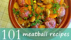 101 meatball recipes