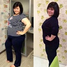 Как похудеть на 17,7 кг и уменьшиться в бедрах на 12 см всего за 2 месяца?  Читайте дневник онлайн Гербалайф!