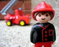 Friendly Fireman Two  8x10 Photographic Print by BACLORI on Etsy, $20.00