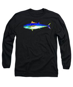 Long Sleeve T-Shirt - Marine Life