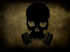 scary gas mask - Google Search