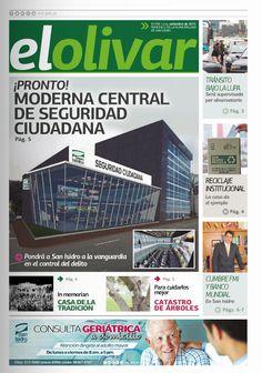 """Periódico """"El Olivar de San Isidro"""" N° 8 - Setiembre 2015"""