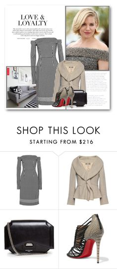 """""""..."""" by bliznec ❤ liked on Polyvore featuring Preen, Alberta Ferretti and Givenchy"""