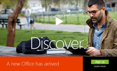 Microsoft Launched Office 2013 Customer Preview : Now Available for Download!