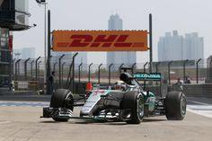 Retransmisión de la clasificación del GP de China F1 2015