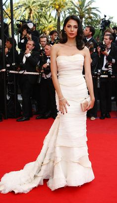 Moran Atias attends Vengeance premiere during 62th Festival du Cinema de Cannes Makeup & Hair by Massimo Serini Dress Roberto Cavalli Cannes, 17 May 2009