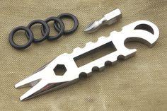 EPTI Titanium Multi Function Packet Survival Tool EDC-03 | eBay. $28.90