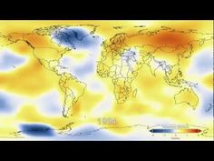 This is why renewable energy is important: NASA Shows Us 130 Years of Warming in 30 Seconds