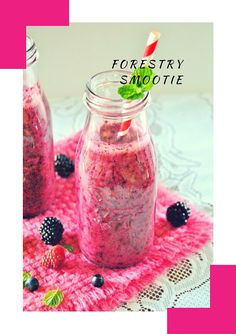 forestry smootie