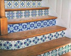 Portugese Tile Stencil Set - Portuguese Tile Stencils - DIY Faux Tiles - Reusable Stencils for Easy and Fun DIY Home Decor