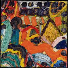 Gillian Ayres Biography, Works of Art, Auction Results | Invaluable