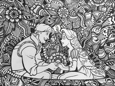 Small Frozen Coloring Pages : Free coloring page coloring adult disney drawing alice in