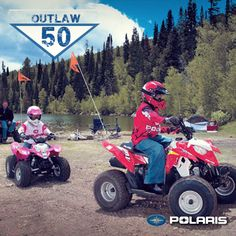 Para cada cosa, hay una edad... vive el momento #Outlaw 50. Ingresa a esta nota para conocer un poco más de este modelo --->> http://on.fb.me/1uYMpGz #GoPolaris