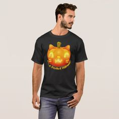 #women - #carved cat pumpkin purrfect halloween tshirt dark