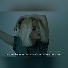 We're everything our parents criticize. Sad Quotes, Love Quotes, Dont Be A Fool, Sad Texts, Sad Life, Teenage Years, Queen, American Horror Story, Nostalgia