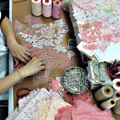 More Places To Shop For Bra Making Supplies In New York City | Orange Lingerie