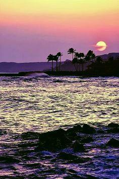 Hawaiian ~ Sunset