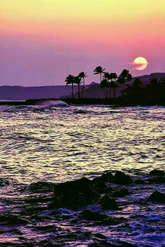 Hawaiian ~ Sunset