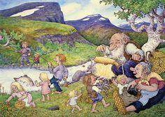 Trolls - Rolf Lidberg