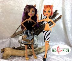 Monster Fashion Set 30 Beach Cocktail  e.g. Monster High, Ever After High 6814030 Puppenkleider Monster Barbie