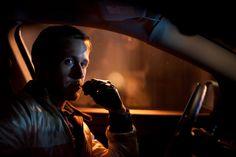 Ryan Gosling in Drive