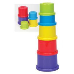 Stacking Learning Cups