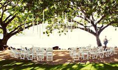 Learn why we're loving the wedding packages from St Regis Princeville Resort, Hawaii Wedding Under Trees, Outside Wedding, Kauai Hotels, Hawaii Location, Hanalei Bay, Destinations, Kauai Wedding, Wedding Venues, Wedding Ideas
