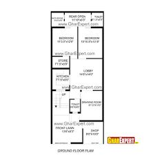 9 Best House plans images | Tiny house plans, House layouts, Little