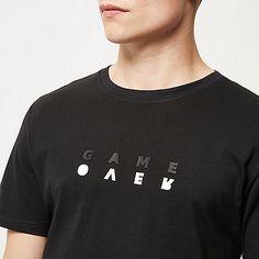 dd304c32f1a4 Mens T Shirts   Mens Vest   T Shirts   Vest   River Island. T Shirt ...