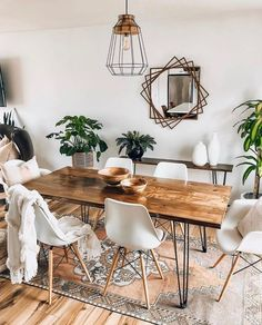 Getting Bored With Your Home? Use These Interior Planning Ideas – Lastest Home Design Decoration Inspiration, Dining Room Inspiration, Decor Ideas, Decorating Ideas, Furniture Inspiration, Dinning Room Ideas, Boho Ideas, Decor Diy, Decorating Websites