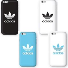 Adidas Original Color Hard Phone Case for iphone5,6,7, Samsung Galaxy S8, LG V20 #Kwai