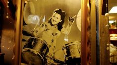 """Viola Smith: America's Original Hep Girl - Viola is known as one of America's very first professional Female drummers, she was often referred to as """"The Female Gene Krupa""""..."""